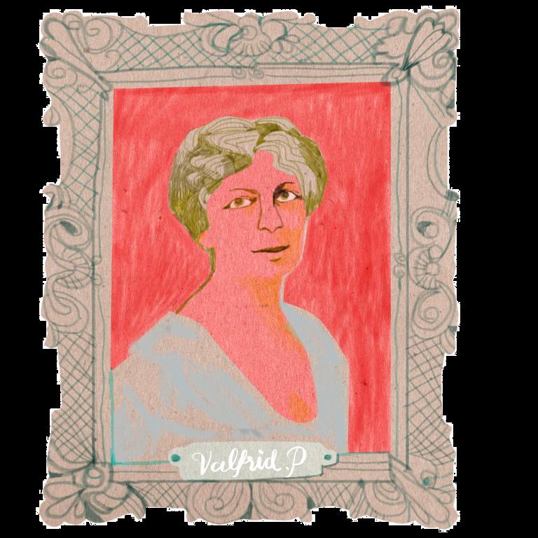 Illustration av Ida Brogren Vres 2014